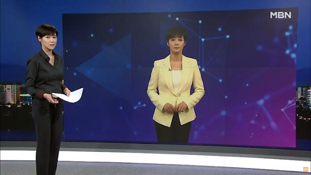 Korea Memperkenalkan Pembawa Berita Yang Terbuat Dari AI