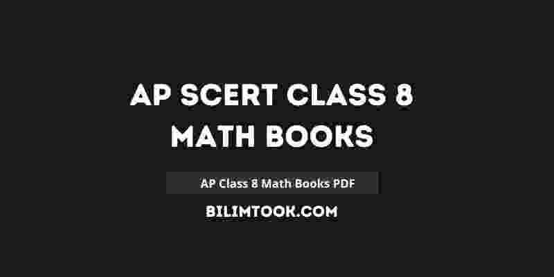 AP SCERT Class 8th Math Book PDF | AP 8 class Book