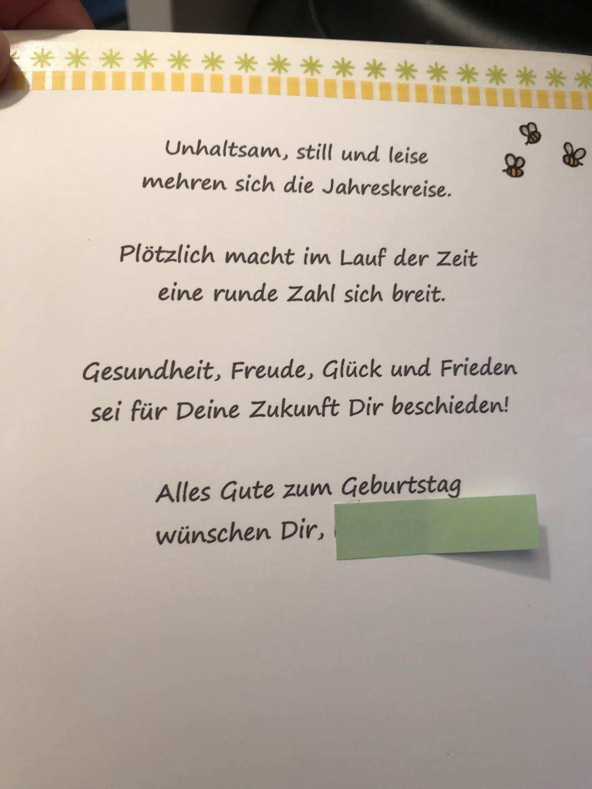 Kirchkimmer Papierkunst Ein Runder Geburtstag
