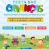 Conceição do Almeida: Prefeitura inaugura novo parque da Praça Multiuso no próximo Domingo (11)