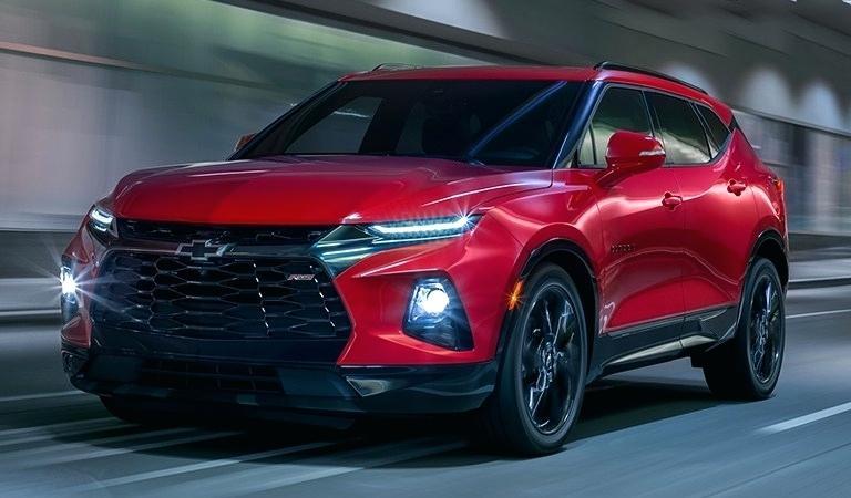 2020 Chevrolet Blazer SS Review, Specs, Price ...