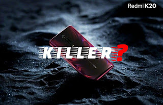 "Xiaomi Redmi K20 ""killer"" flagships?"