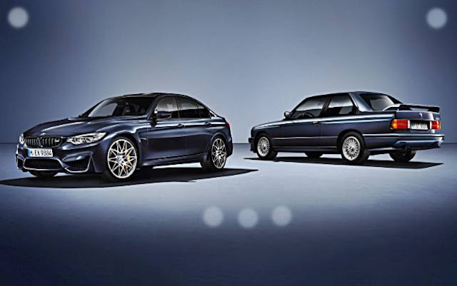 "Exclusive BMW M3 ""30 Jahre"" Arrives in South Africa"