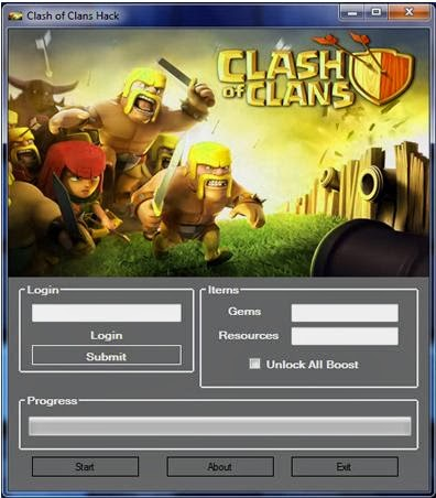 clash of clans hack cheats 2013 free