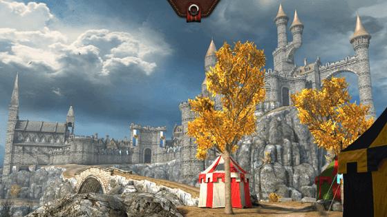 epic citadel memiliki gameplay yang mirip dengan stronghold crusader