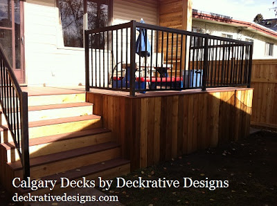 decks and fences calgary