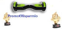 Logo ''Vinci con Angry Birds 2 e America Graffiti'': gratis 1 Hoverboard Nilox e 20 statuine da scrivania