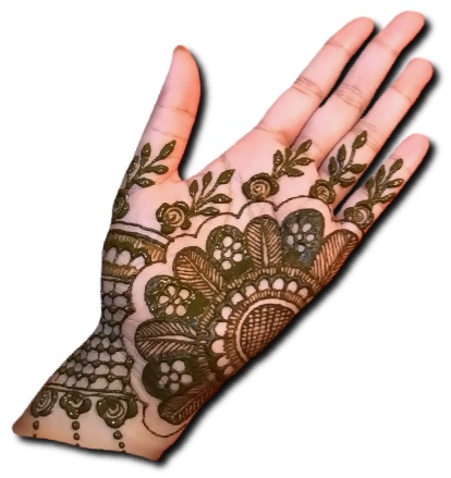 Simple Mehndi Design Eid Special