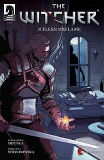 "Cómic: Anunciada una miniserie de cómics de ""The Witcher"""