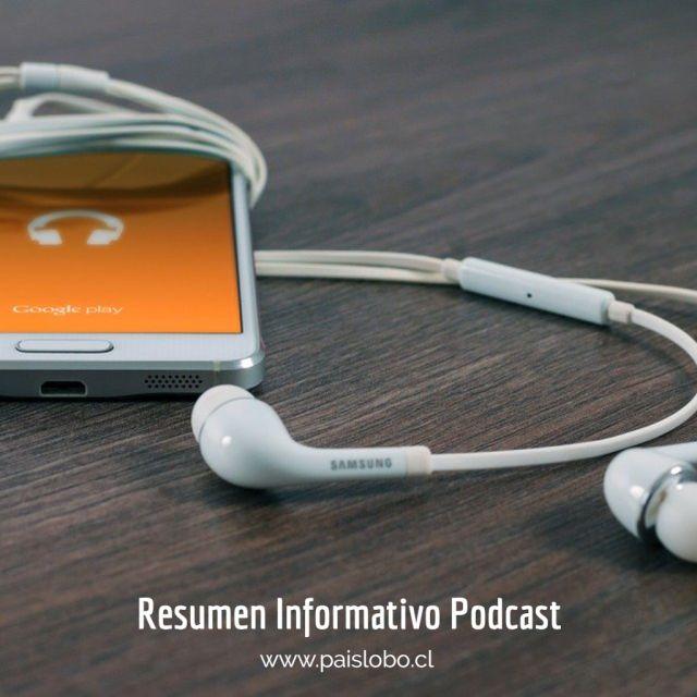 Resumen Informativo Podcast - Jueves 09 de Enero de 2020