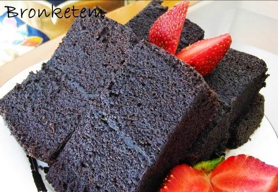 Resep Cake Kukus Ketan Hitam Jtt: Resep Brownies Kukus Ketan Hitam Enak Dan Lezat
