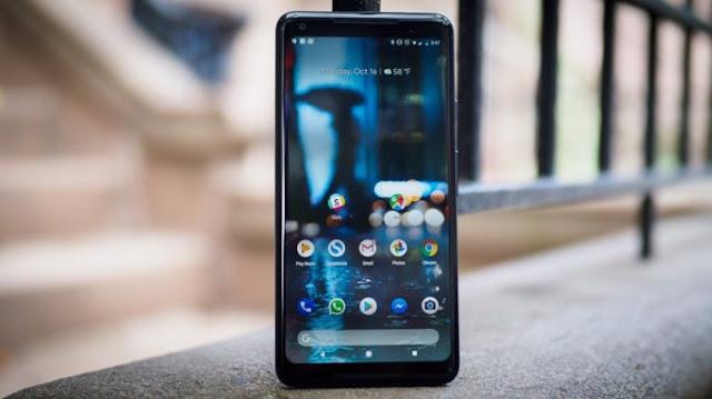 Smartphone Gaming Terbaik - Google Pixel 2 XL