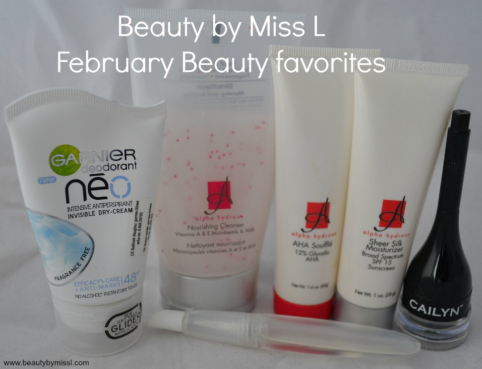 most loved beauty products in February