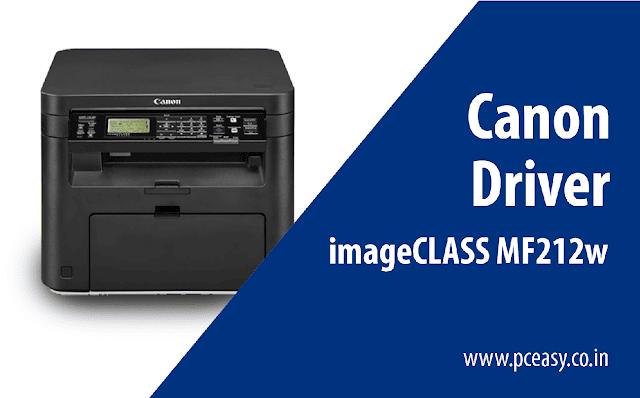 Canon imageCLASS MF212w Driver