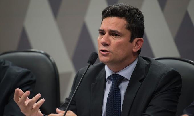 Sergio Moro pede demissão do cargo de Ministro da Justiça e Segurança Pública