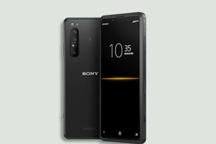 Sony Xperia Pro Review of Specifications