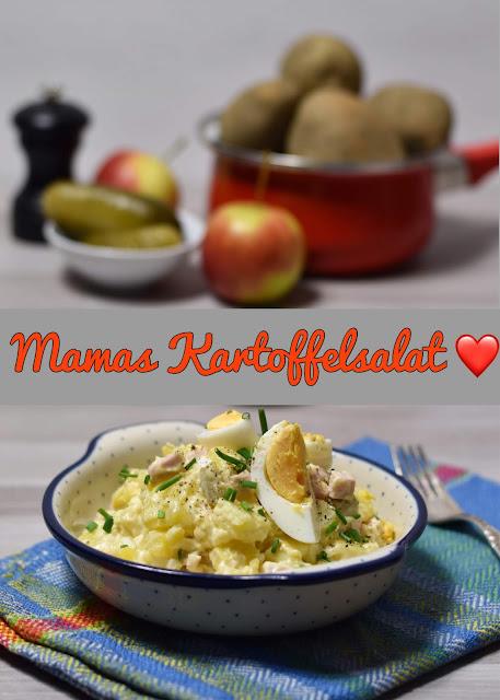 Mamas Kartoffelsalat