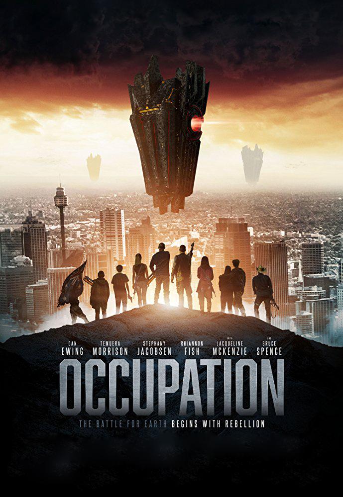 Occupation [2018] [DVDR] [NTSC] [CUSTOM HD] [Subtitulado]