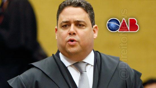 presidente oab protocola stf bolsonaro direito