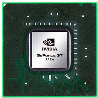 Nvidia GeForce GT 635M(ノートブック)ドライバーのダウンロード