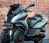 Launched Yamaha's 3-Tier Scooter with Features and Look