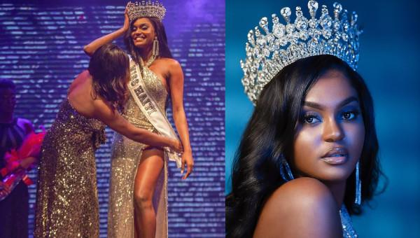 Eden Berandoive es Miss Haiti 2020