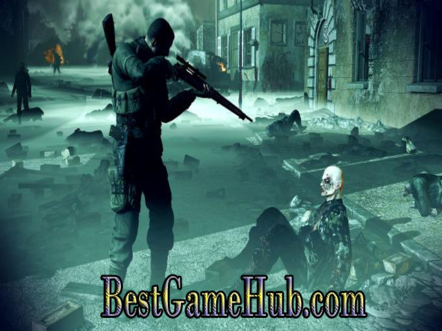 Zombie Army Trilogy PC Game Download Free