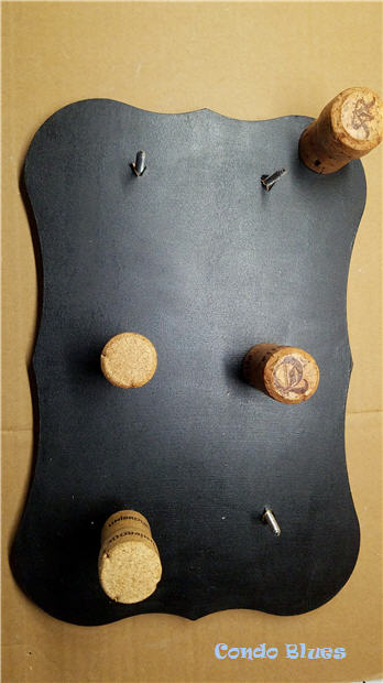 recycled wine cork crafts