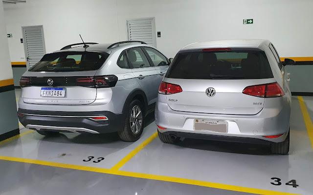 Volkswagen Nivus Comfortline 200 TSI Automático