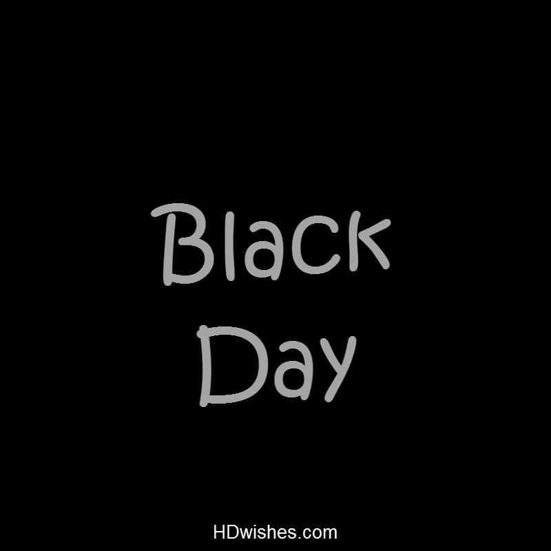 Black Day DP