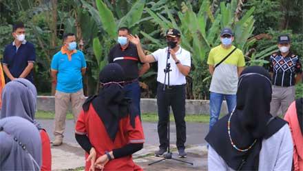 Pemko Payakumbuh Peringati World Cleanup Day