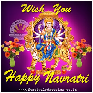 Happy Navratri Wallpaper Free Download 4