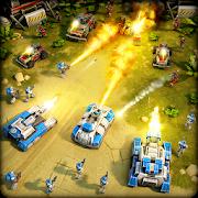Art of War 3: PvP RTS لعبة حربية استراتيجية حديثة