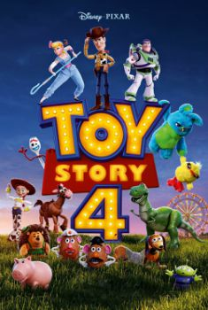 Toy Story 4 Torrent – WEBRip 720p/1080p Dual Áudio<