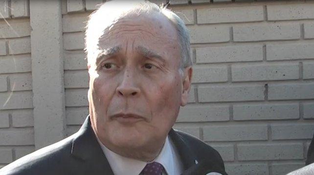 Mejor no hablar de ciertas cosas: así fue como Caballero Vidal se enojó con la prensa