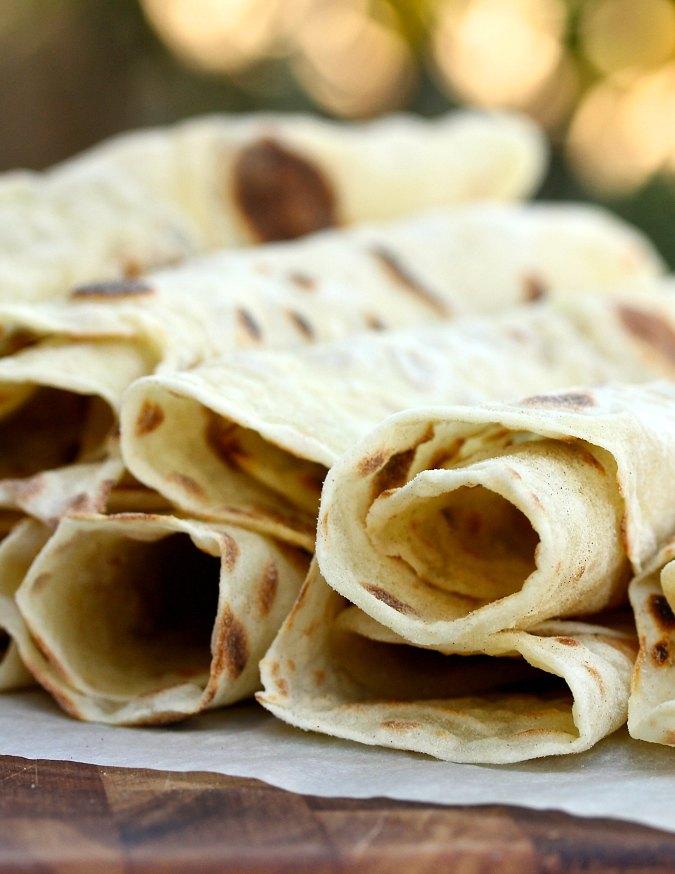 Potato Lefse - Norwegian Flatbread