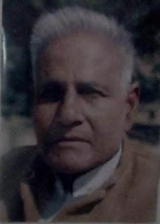 पूर्व मंत्री ओमप्रकाश श्रीवास्तव का निधन    #NayaSaberaNetwork