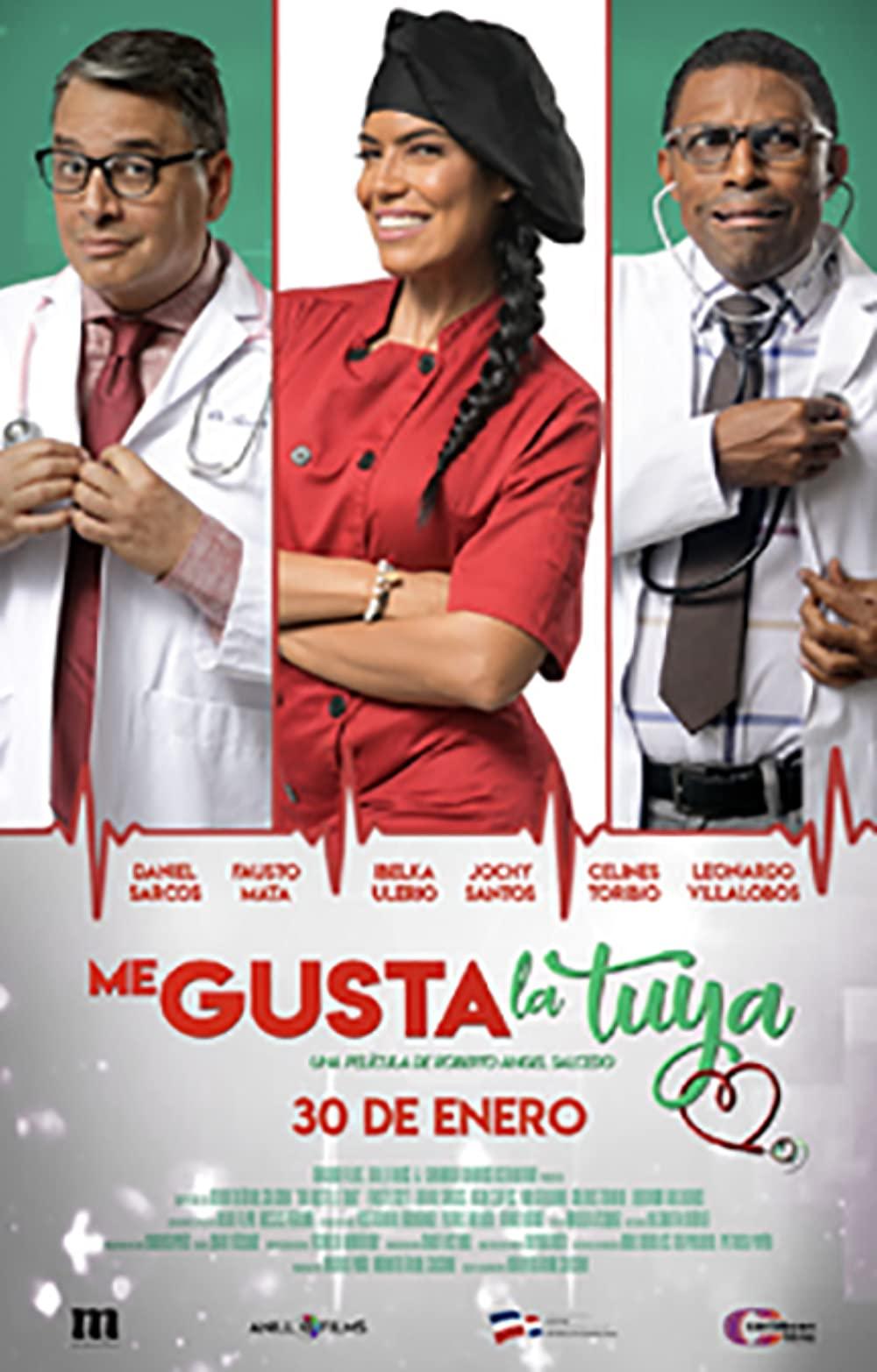 Me Gusta la Tuya (2020)