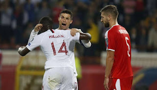 Highlights and Goals from Uefa European Qualifiers.