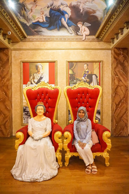 Zona United Kingdom Museum Angkut