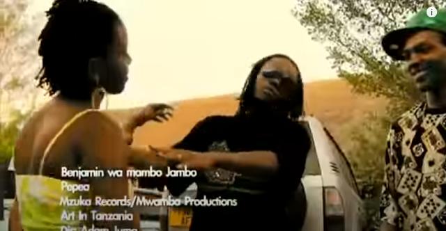 Benjamin Wa Mambo Jambo - PEPEA (Audio) | MP3 Download