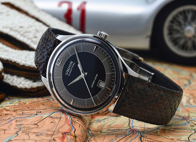 Union Glashütte Noramis Date Limited Edition Germany Classic 2020