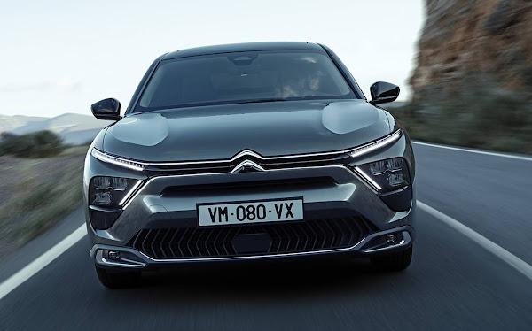 Citroen C5-X: SUV híbrido será fabricado na China para venda na Europa