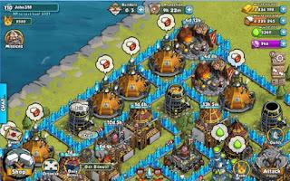 Download Game Vikings Gone Wild V3.11 MOD Apk ( Unlimited Money )