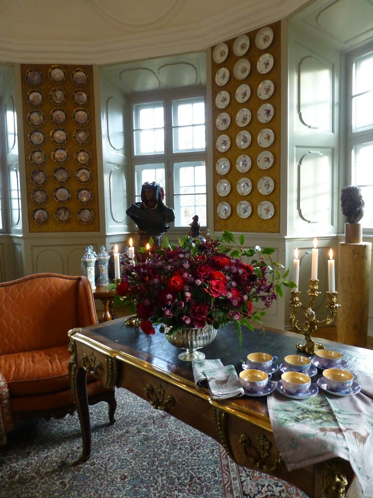 Aases verden: Julemarkedet på Voergaard Slot. Danmark