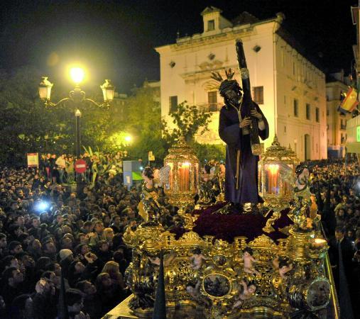 Año Jubilar en San Lorenzo de Sevilla