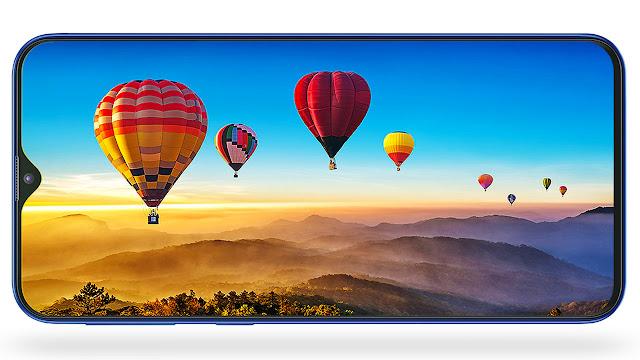 Samsung Galaxy M20 Resmi dengan RAM 4GB