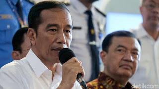 Jokowi Diminta Bikin Perppu Darurat Bencana Corona