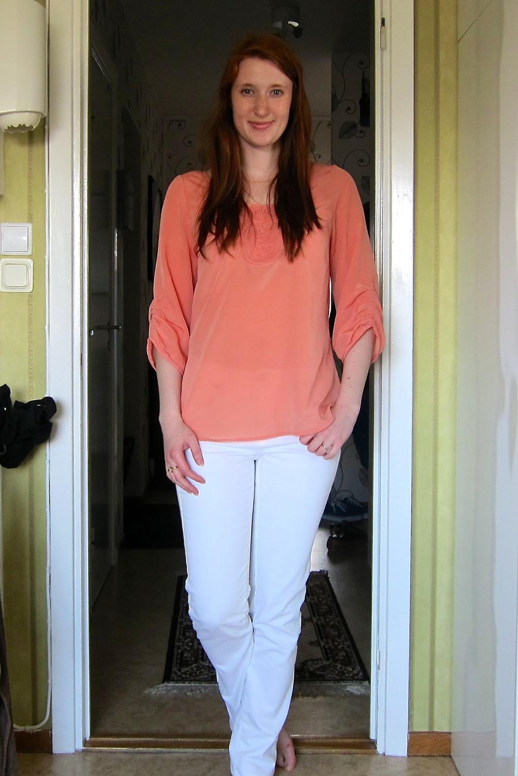 1167c3f56174 Ur min garderob: Vita jeans
