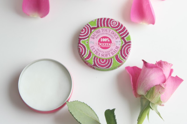 L'Occitane Women's Day Solidarity Ultra Soft Balm